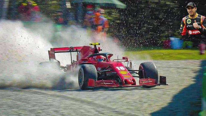 F1, GP Italia 2020: premio Pastorone Approva