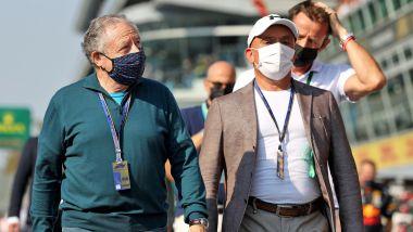 F1, GP Italia 2021: Jean Todt
