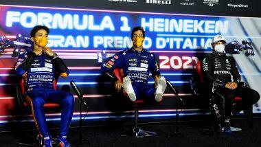 F1, GP Italia 2021: le pessime condizioni dei calzini del Sofficino Australiano