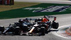 Incidente Hamilton-Verstappen: il sospetto di Damon Hill