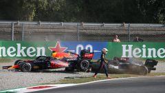 La verità di Palmer sull'incidente tra Verstappen e Hamilton