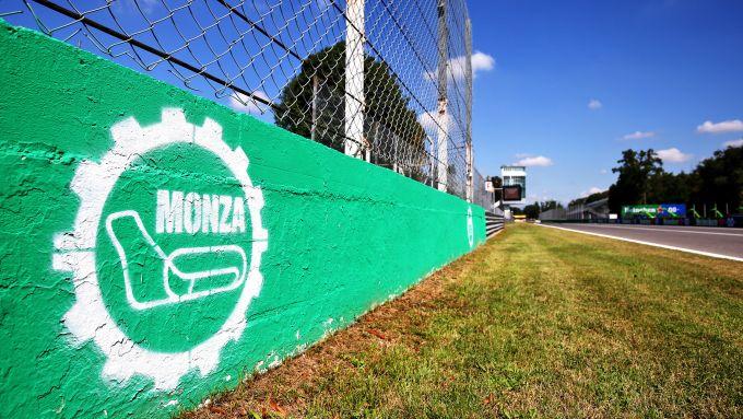 F1 GP Italia 2021, Monza: Atmosfera del circuito