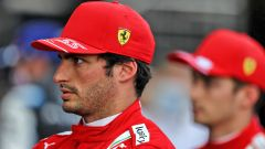 """Carlos Sainz:""""Non sarei felice se fossi un Barrichello"""""""
