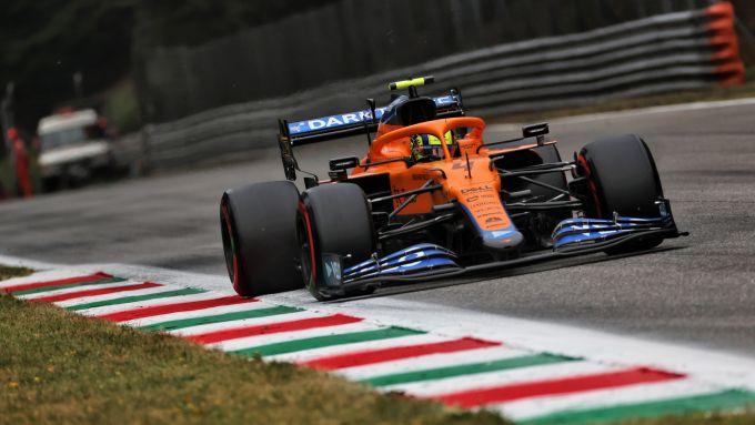 F1 GP Italia 2021, Monza: Lando Norris (McLaren F1 Team)
