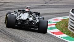 F1 GP Italia 2021, PL1: Hamilton dà 4 decimi a Verstappen