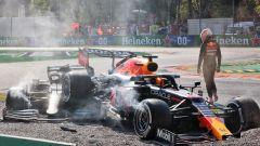 F1 GP Italia 2021, Gara: 1-2 McLaren, botto Hamilton-Verstappen
