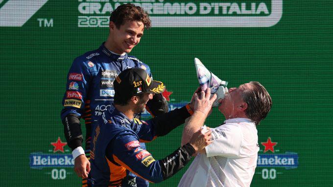 F1 GP Italia 2021, Monza: lo