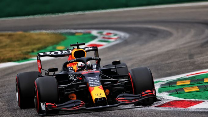F1 GP Italia 2021, Monza: Max Verstappen (Red Bull Racing)