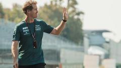Aston Martin, imminente il rinnovo di Sebastian Vettel