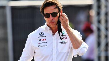 F1 GP Italia 2021, Monza: Toto Wolff (Mercedes AMG F1)