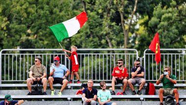 F1, GP Italia 2021: pubblico sulle tribune di Monza