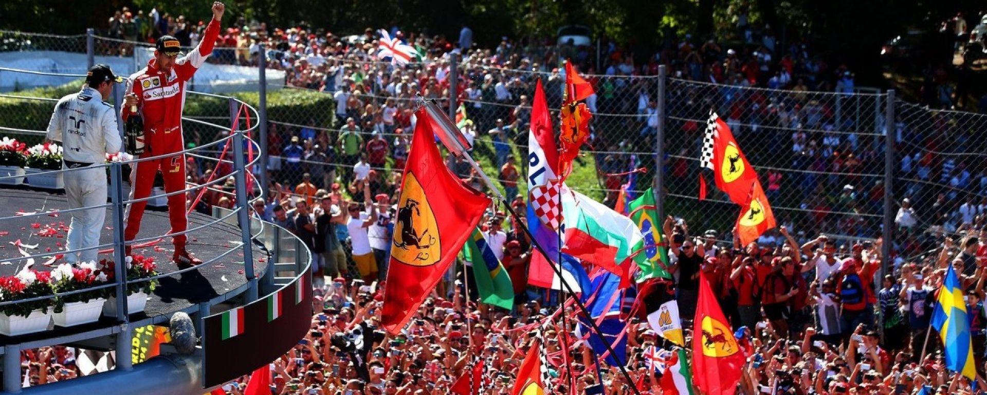 F1 GP Italia Monza 2018, tutte le info: orari, risultati prove, qualifica, gara