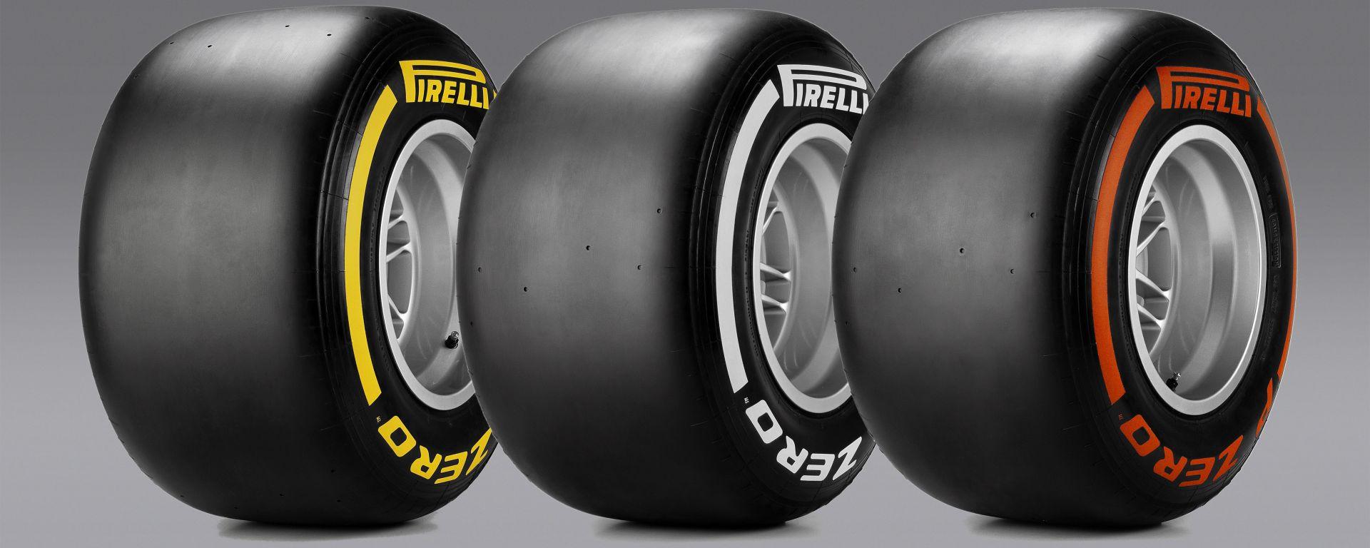 F1 GP Malesia: ecco le gomme per il 16° GP di F1