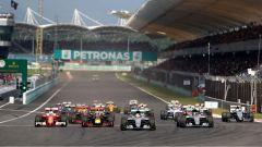 F1 GP Malesia, la partenza dell'edizione 2016