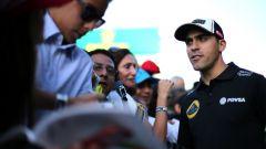 """Maldonado dice no all'eSport: """"Non senti i cazzotti!"""""""