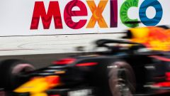 F1, GP Messico 2018: la Red Bull di Daniel Ricciardo