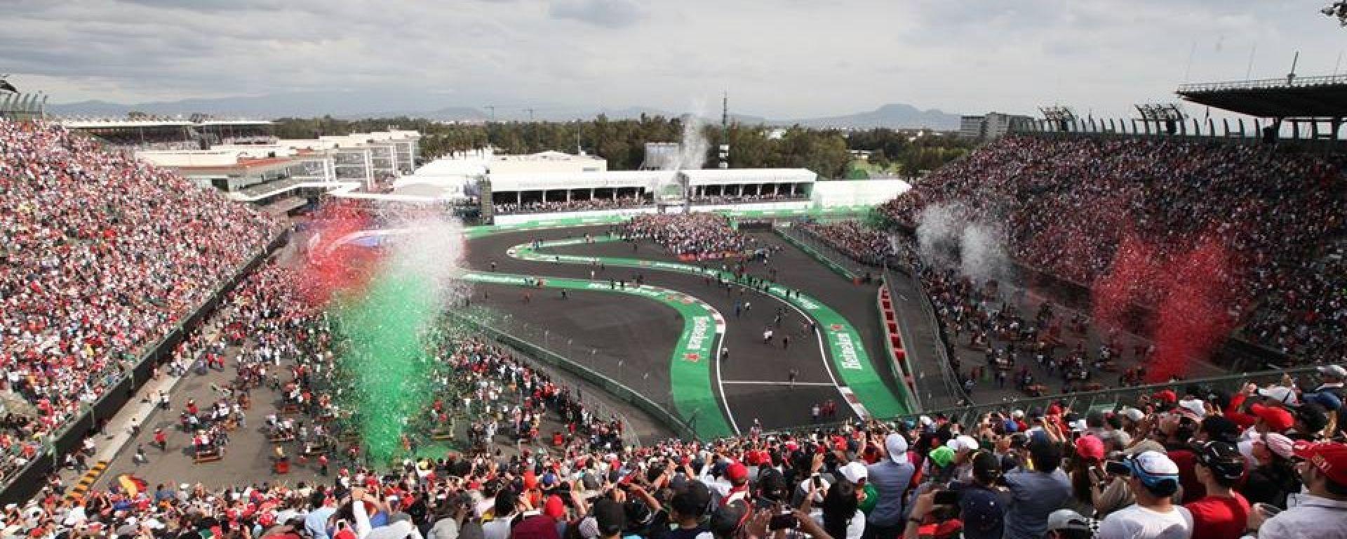 F1 GP Messico 2018, tutte le info: orari, risultati prove, qualifica, gara