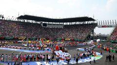 Albo d'Oro GP Messico F1