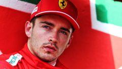 F1 GP Messico 2019, Hermanos Rodriguez: Charles Leclerc (Ferrari)
