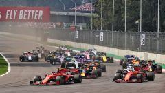 """Vettel: """"Non eravamo sicuri che le gomme durassero"""""""