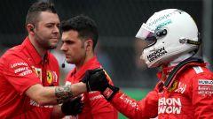 F1, GP Messico 2019: Sebastian Vettel (Ferrari)