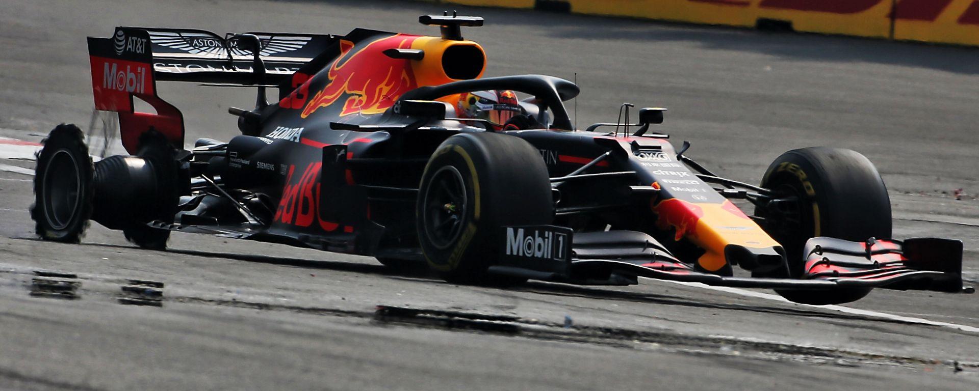 """Verstappen, occasione sprecata:""""Non il risultato che volevo"""""""