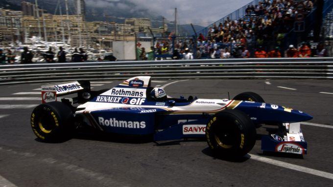 F1, GP Monaco 1995: David Coulthard (Williams)