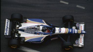 F1 GP Monaco 1996, Monte Carlo: Damon Hill (Williams)