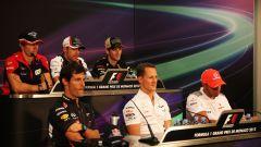 Webber preferisce Hamilton a Schumacher