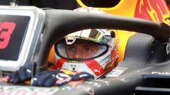 F1 GP Monaco 2019, la concentrazione di Verstappen al box