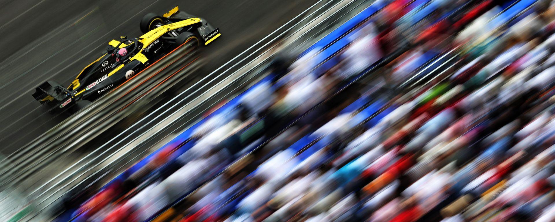 F1 GP Monaco 2019, Monte Carlo: Daniel Ricciardo (Renault)
