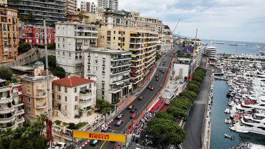 F1 GP Monaco 2019, Monte Carlo: la partenza