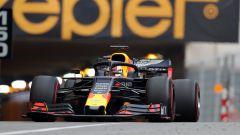 F1 GP Monaco 2019, Verstappen ha chiuso al sesto posto le PL2