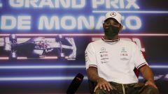 F1, GP Monaco 2021: Lewis Hamilton in conferenza stampa
