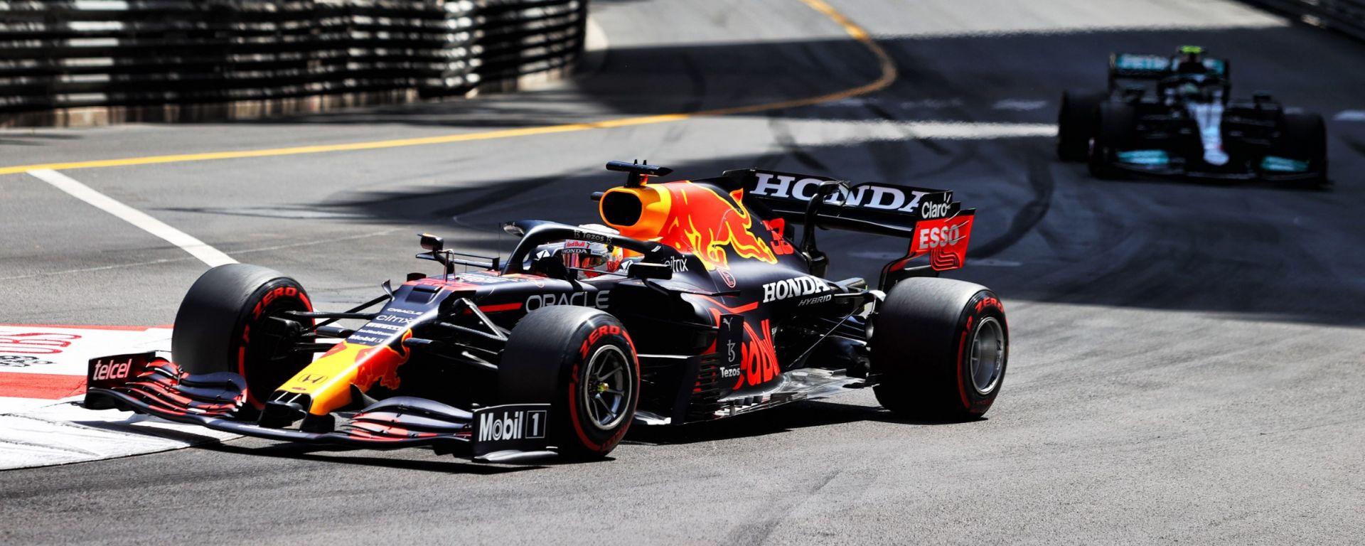 F1, GP Monaco 2021: Max Verstappen (Red Bull)
