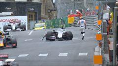 L'incidente di Schumacher al Casinò di Monte Carlo - Video