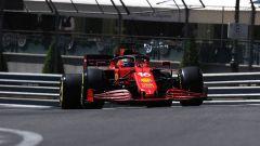 F1 GP Monaco 2021, PL2: Leclerc-Sainz, Ferrari davanti!
