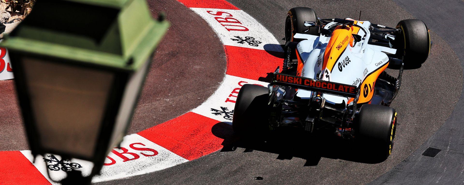 F1 GP Monaco 2021, Monte Carlo: Daniel Ricciardo (McLaren F1 Team)