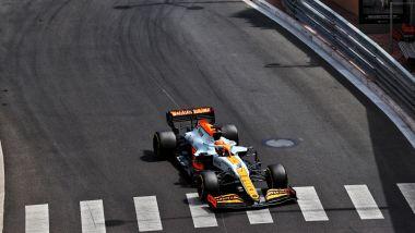 F1 GP Monaco 2021, Monte Carlo: Daniel Ricciardo (McLaren)