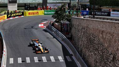 F1 GP Monaco 2021, Monte Carlo: Lando Norris (McLaren F1 Team)