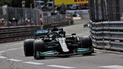 F1 GP Monaco 2021, Monte Carlo: Lewis Hamilton (Mercedes)