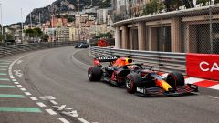 F1 GP Monaco 2021, PL3: Verstappen davanti alle Ferrari