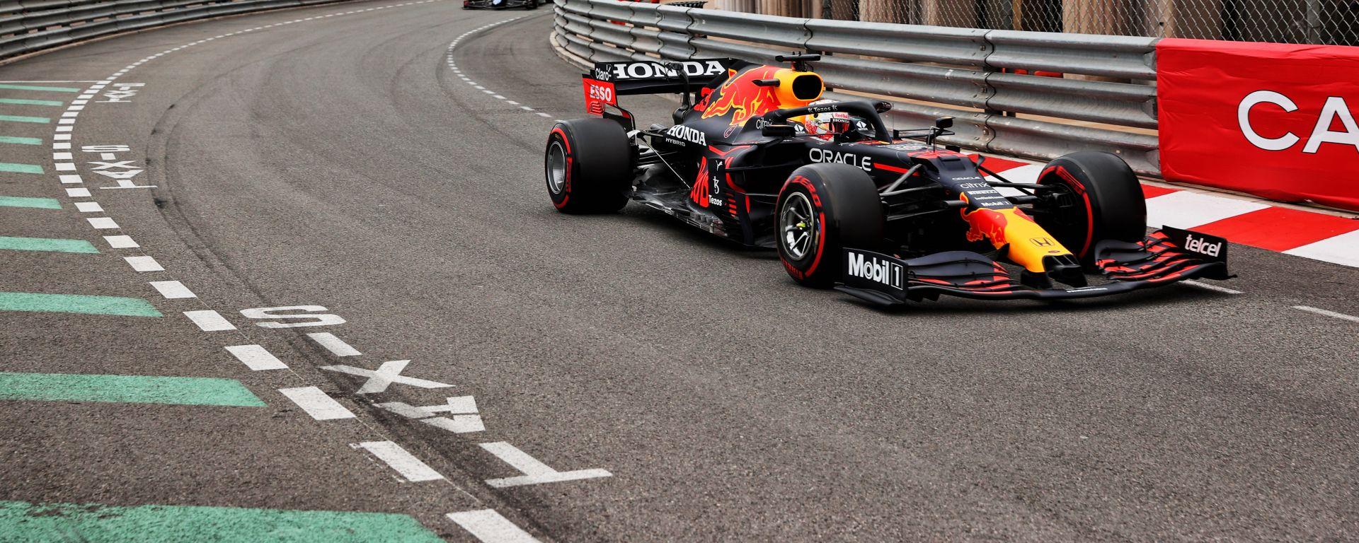 F1 GP Monaco 2021, Monte Carlo: Max Verstappen (Red Bull Racing)