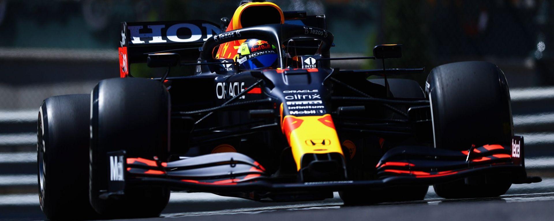 F1 GP Monaco 2021, Monte Carlo: Sergio Perez (Red Bull Racing)