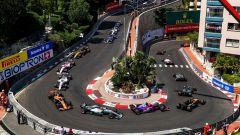 F1 GP Monaco, l'edizione 2017