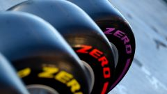 F1 GP Monaco - Mescole Pirelli