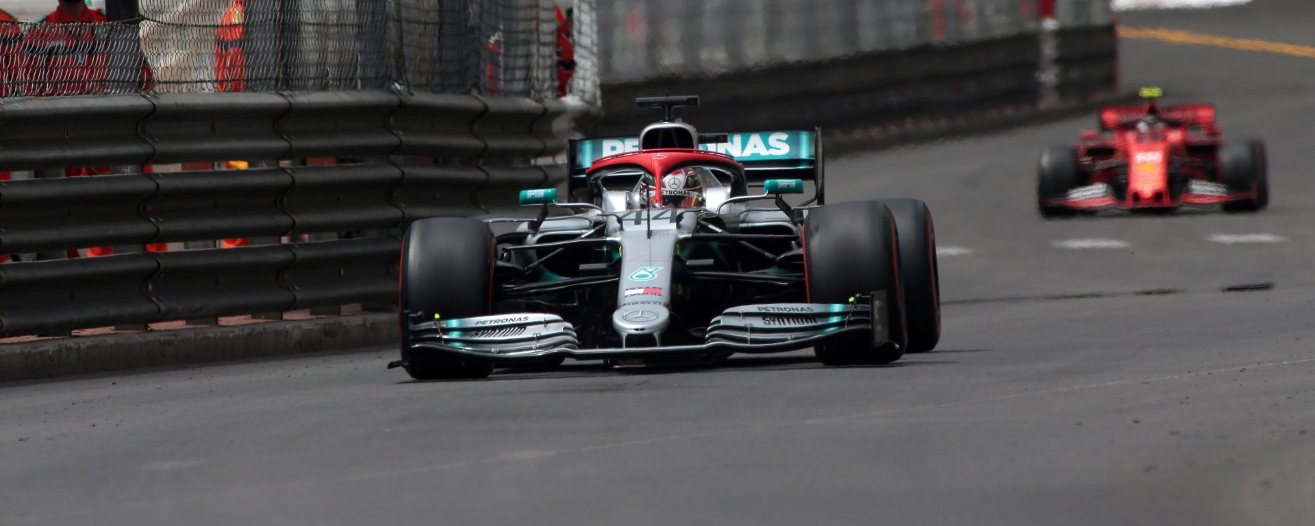 F1 Gp Monaco 2019 – Qualifiche: Pole di Hamilton, disastro Ferrari