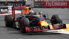 F1 GP Monaco FP: Ricciardo che lezione di guida! Ferrari: c'è preoccupazione