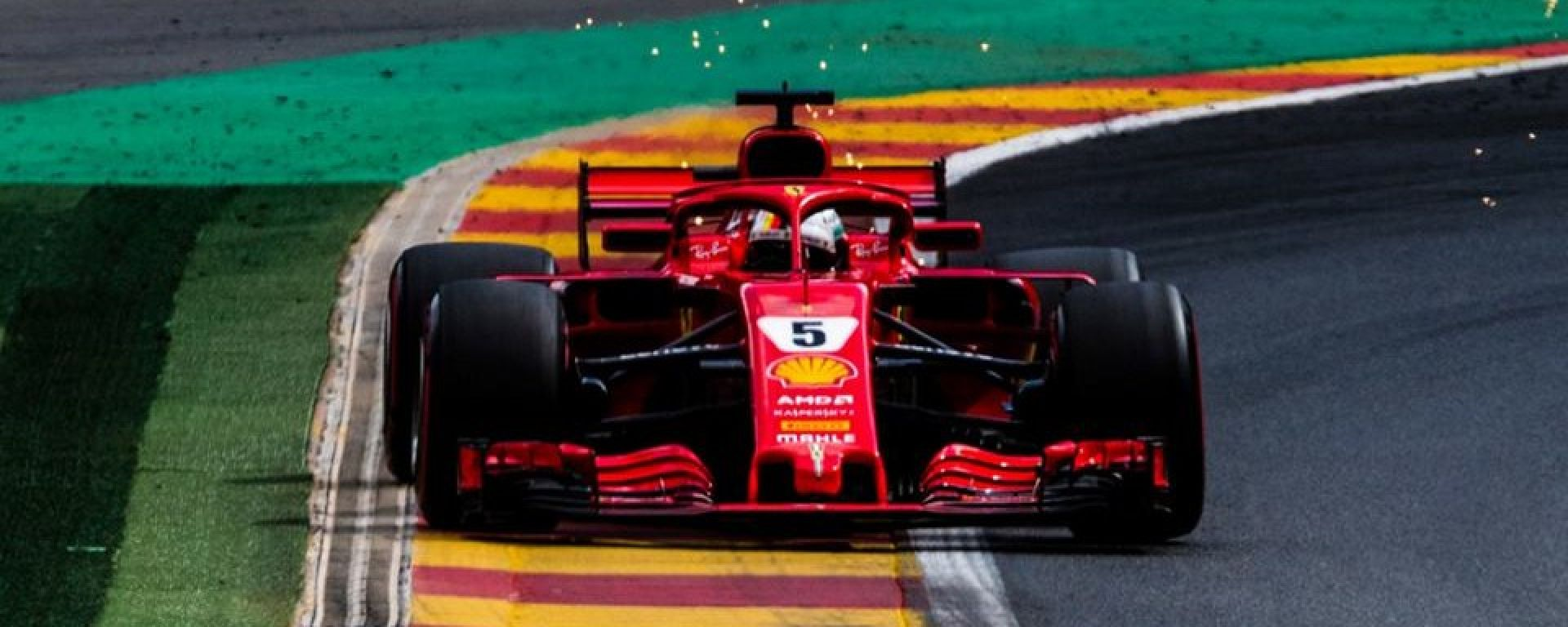 F1 GP Monza Italia 2018: gli orari per seguire la diretta Tv