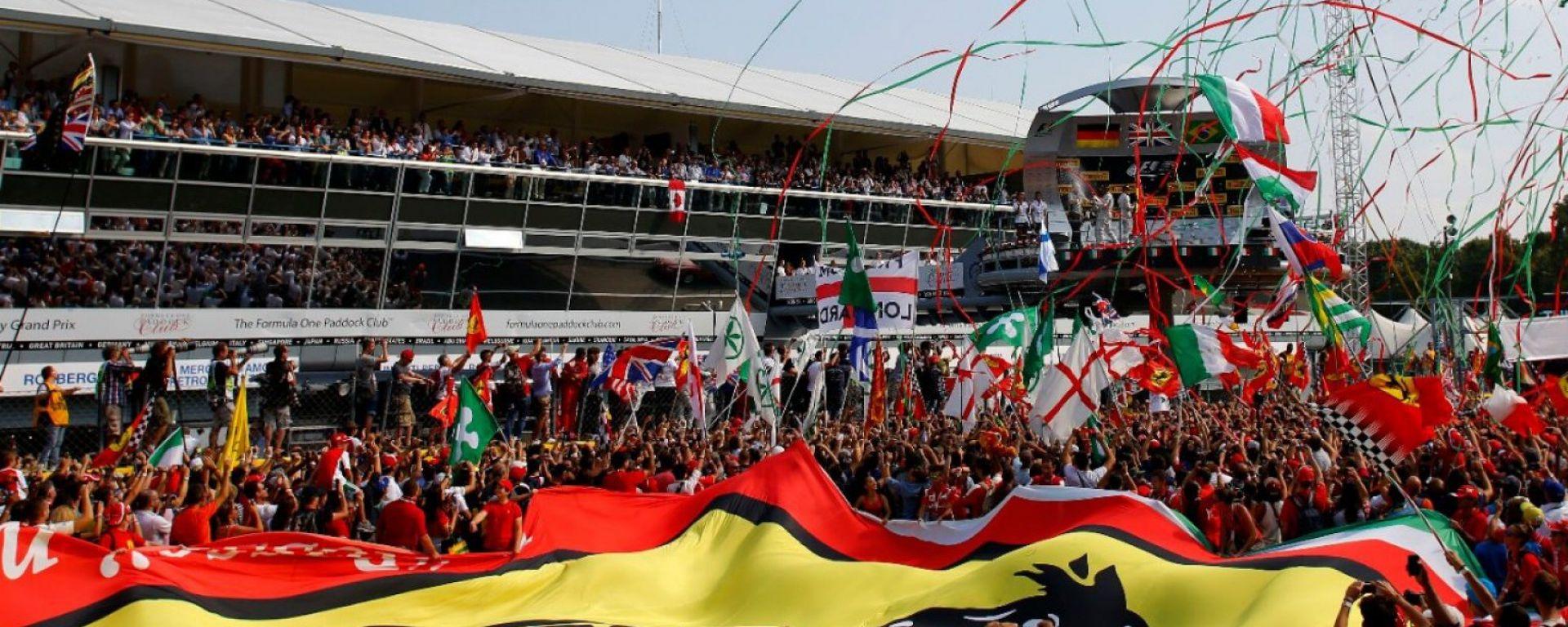 Calendario Monza.F1 News F1 Gp Italia E Ufficiale Monza Fuori Dal